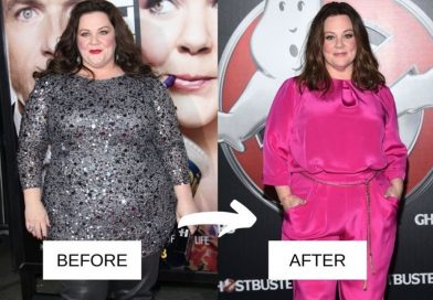 Young Melissa McCarthy Childhood Photos Age Family Height Weight