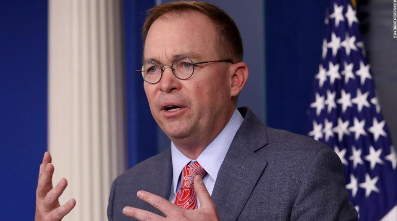 Young Mick Mulvaney Childhood Photos Age Family Height Weight