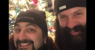 Young Mike Portnoy Childhood Photos Age Family Height Weight