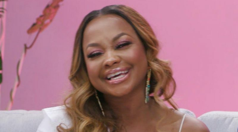 Young Phaedra Parks Childhood Photos Age Family Height Weight