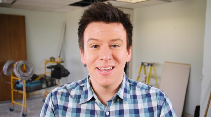 Young Philip Defranco Childhood Photos Age Family Height Weight