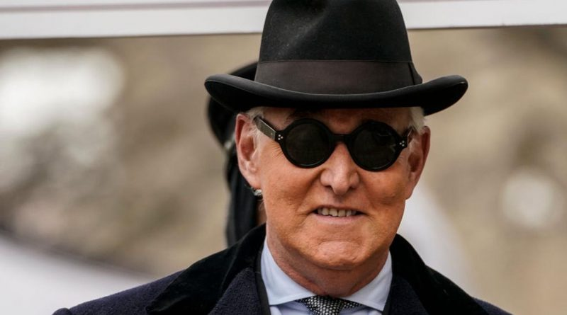 Young Roger Stone Childhood Photos Age Family Height Weight
