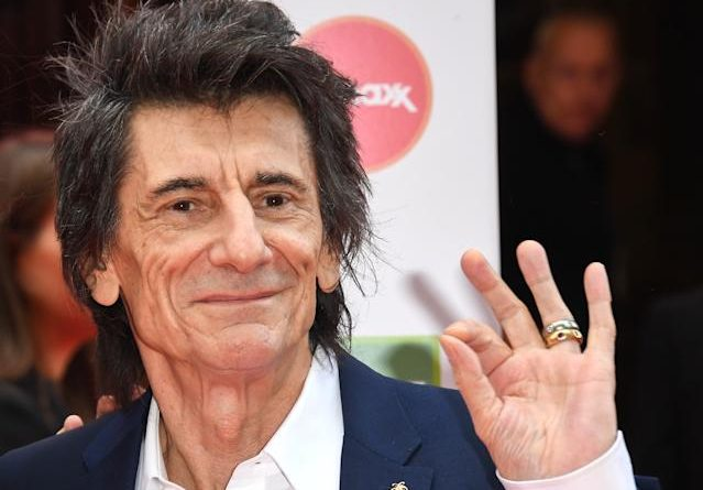Young Ronnie Wood Childhood Photos Age Family Height Weight