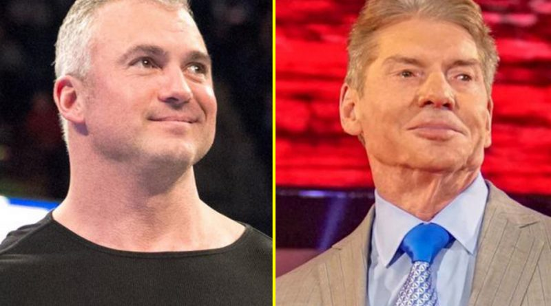 Young Shane McMahon Childhood Photos Age Family Height Weight