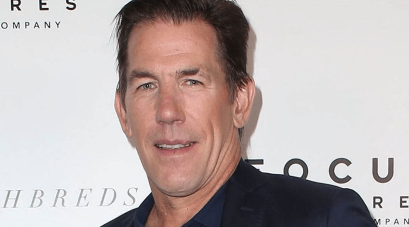 Young Thomas Ravenel Childhood Photos Age Family Height Weight