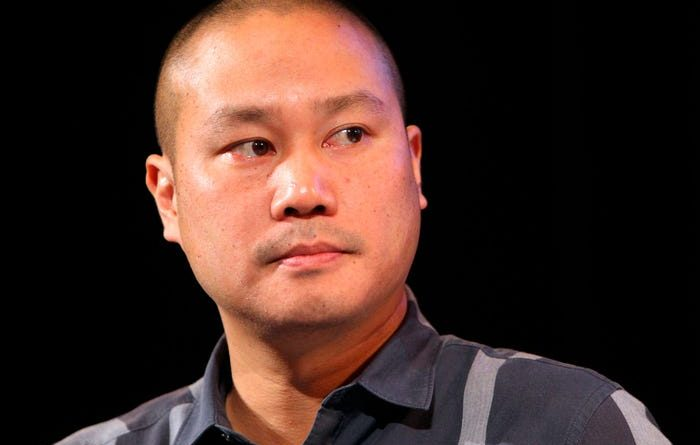 Young Tony Hsieh Childhood Photos Age Family Height Weight