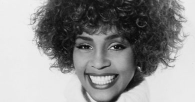 Young Whitney Houston Childhood Photos Age Family Height Weight