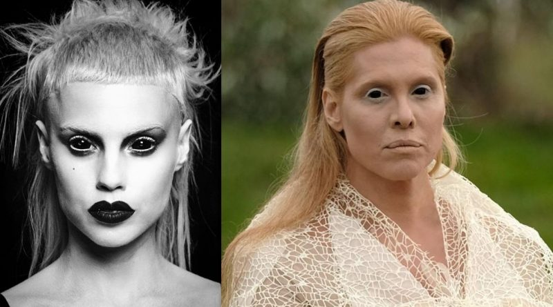 Young Yolandi Visser Childhood Photos Age Family Height Weight